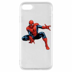 Чехол для iPhone 8 Hero Spiderman