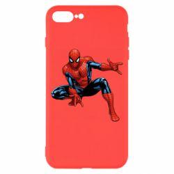 Чехол для iPhone 8 Plus Hero Spiderman