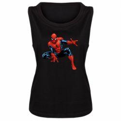 Женская майка Hero Spiderman