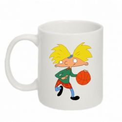 Кружка 320ml Hey, Arnold! - FatLine