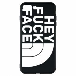 Чохол для iPhone 7 Plus Hey fuck face