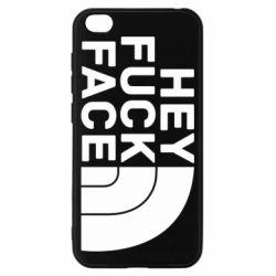 Чехол для Xiaomi Redmi Go Hey fuck face