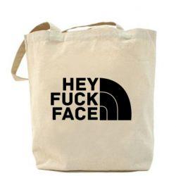 Сумка Hey fuck face
