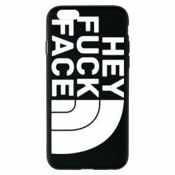 Чохол для iPhone 6/6S Hey fuck face