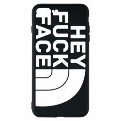 Чохол для iPhone 8 Plus Hey fuck face