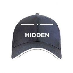 Кепка Hidden
