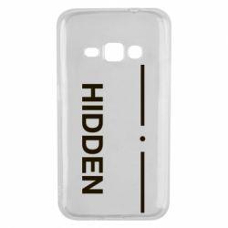 Чохол для Samsung J1 2016 Hidden