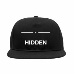 Снепбек Hidden