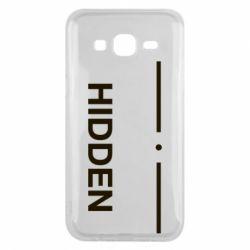 Чохол для Samsung J5 2015 Hidden