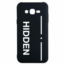 Чохол для Samsung J7 2015 Hidden