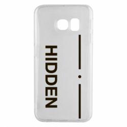 Чохол для Samsung S6 EDGE Hidden