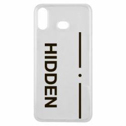 Чохол для Samsung A6s Hidden