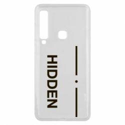 Чохол для Samsung A9 2018 Hidden