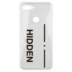 Чохол для Xiaomi Mi8 Lite Hidden