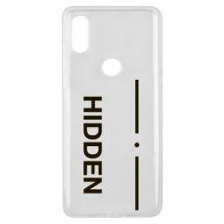 Чохол для Xiaomi Mi Mix 3 Hidden