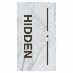 Рушник Hidden