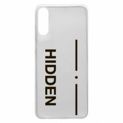 Чохол для Samsung A70 Hidden