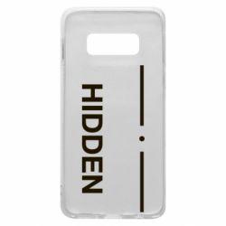 Чохол для Samsung S10e Hidden