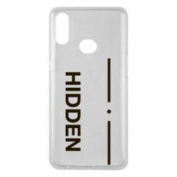 Чохол для Samsung A10s Hidden