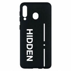 Чохол для Samsung M30 Hidden
