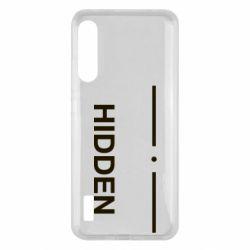 Чохол для Xiaomi Mi A3 Hidden