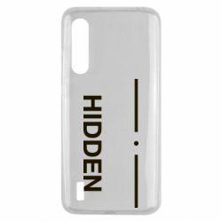 Чохол для Xiaomi Mi9 Lite Hidden