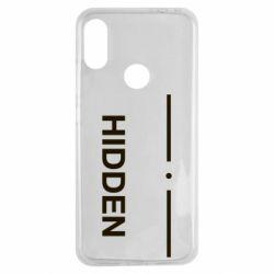 Чохол для Xiaomi Redmi Note 7 Hidden