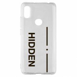 Чохол для Xiaomi Redmi S2 Hidden