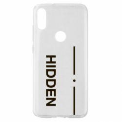 Чохол для Xiaomi Mi Play Hidden