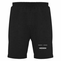 Чоловічі шорти Hidden