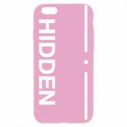 Чохол для iPhone 6 Plus/6S Plus Hidden