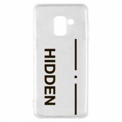 Чохол для Samsung A8 2018 Hidden