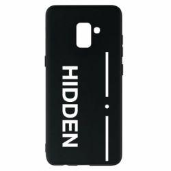 Чохол для Samsung A8+ 2018 Hidden