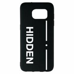 Чохол для Samsung S7 EDGE Hidden