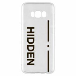 Чохол для Samsung S8 Hidden