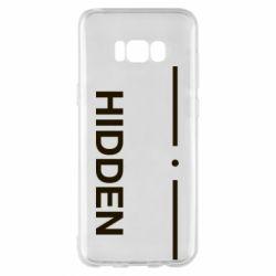 Чохол для Samsung S8+ Hidden