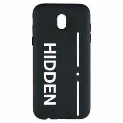 Чохол для Samsung J5 2017 Hidden