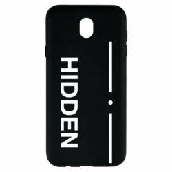 Чохол для Samsung J7 2017 Hidden