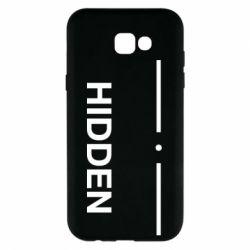 Чохол для Samsung A7 2017 Hidden