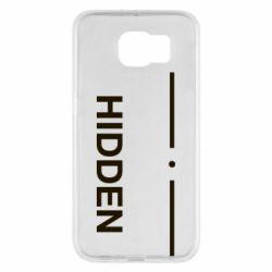 Чохол для Samsung S6 Hidden