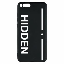 Чохол для Xiaomi Mi Note 3 Hidden