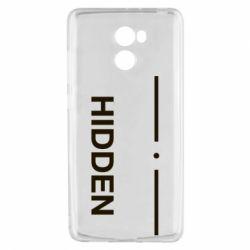 Чохол для Xiaomi Redmi 4 Hidden