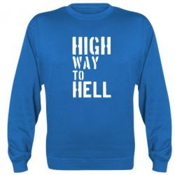 Реглан High way to hell - FatLine