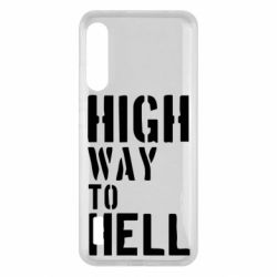 Чохол для Xiaomi Mi A3 High way to hell