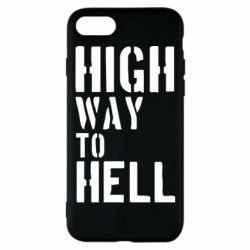 Чехол для iPhone 7 High way to hell