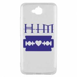 Чехол для Huawei Y6 Pro HIM - FatLine