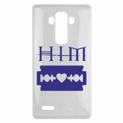 Чехол для LG G4 HIM - FatLine
