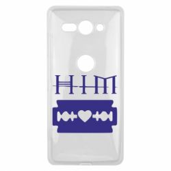 Чехол для Sony Xperia XZ2 Compact HIM - FatLine