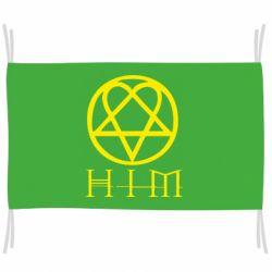 Флаг HIM!
