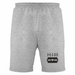 Мужские шорты HIM - FatLine